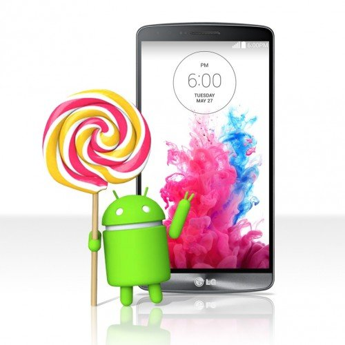 LG first to roll out Android 5.0 Lollipop (OTAs start next week)