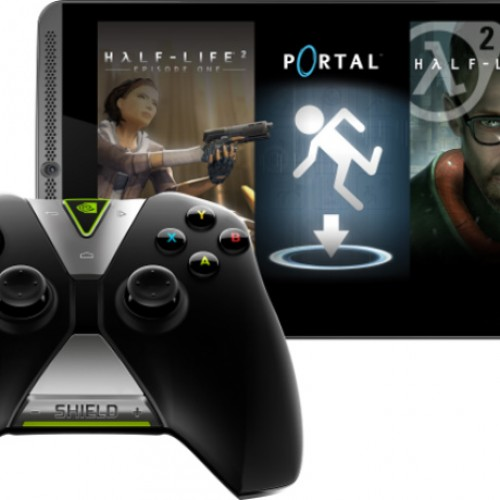 $399 SHIELD Tablet bundle packs great games, great controller, GRID