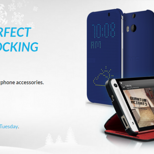 HTC offering 50% off accessories in latest Hot Deals promotion