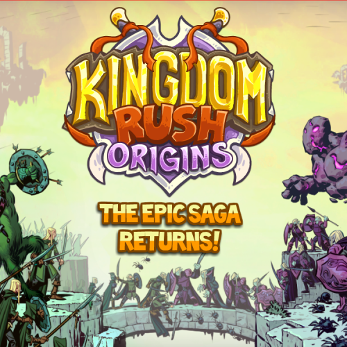 Kingdom Rush: Origins Invades Android