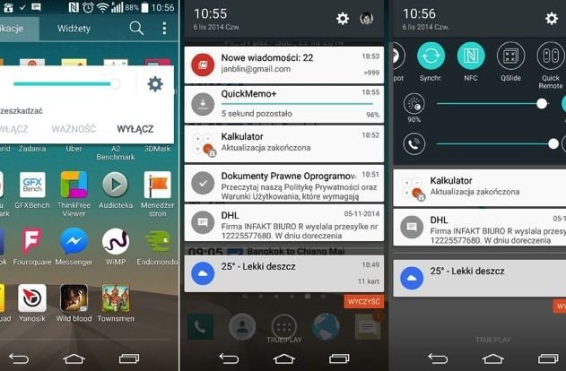 LG G3 For Lollipop