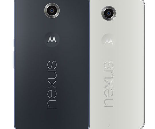 Nexus 6 on Motorola.com