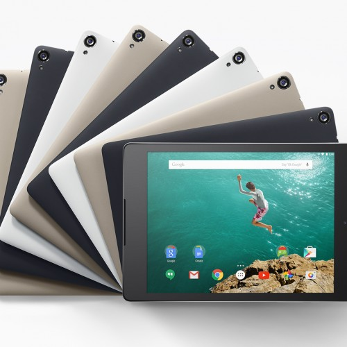 Amazon offering 'lightning' deal selling the Nexus 9 for $50 off!
