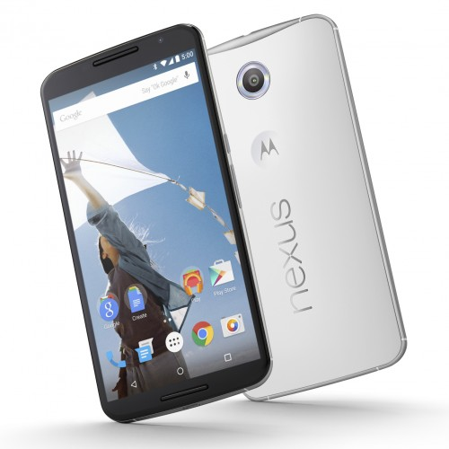 Grab the Nexus 6 from Amazon today for as low as $349