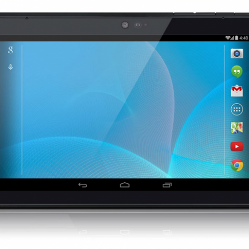 Project Tango Tablet Development Kit shows up on Google Play