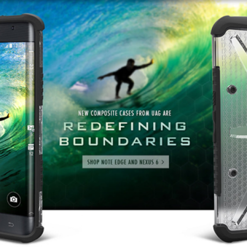 UAG releases Military grade covers for Nexus 6 and Note Edge