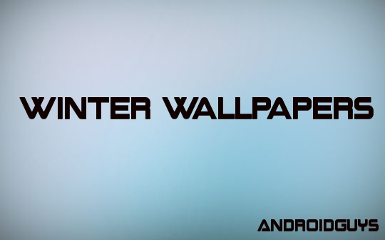 get in the spirit with these winter wallpapers for your