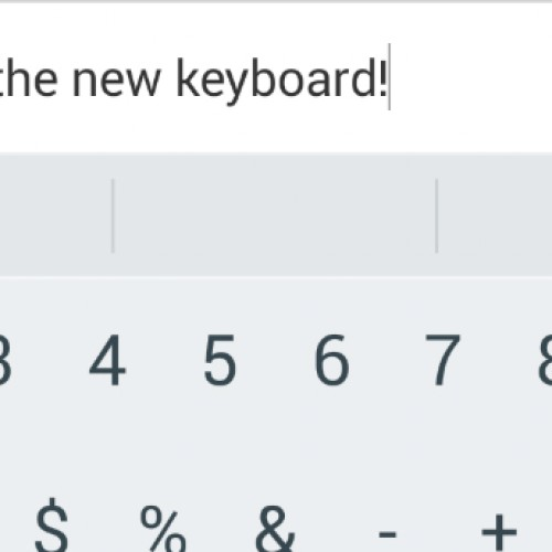 How To: Enable Material Design on Google Keyboard