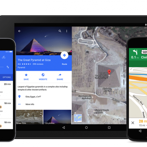 Download and Install Google Maps version 9.0.0 APK (Material Design)