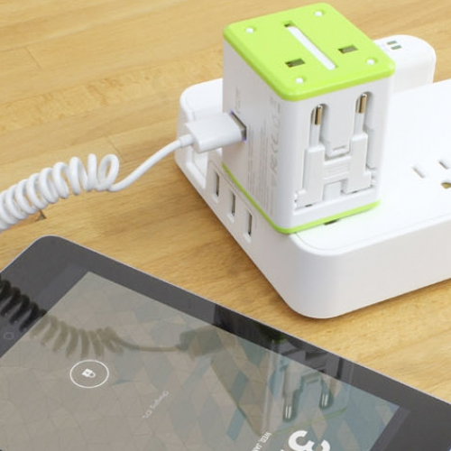 Smart Travel Router: Stay connected and charged worldwide, $34.99 [Deal of the Day]