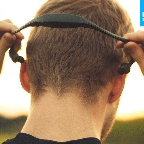 Active Wrap Headphones: Cut the cord and feel the Bluetooth beat for under $25 [Deal of the Day]