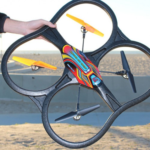 Panther Air Drone: Get your stunt on with this giant quadcopter, 55% off [Deal of the Day]