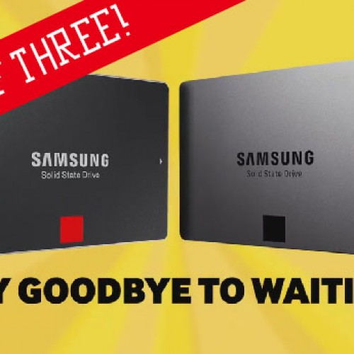 Win 1 of 3 Samsung SSDs for your laptop [GIVEAWAY] (Update)