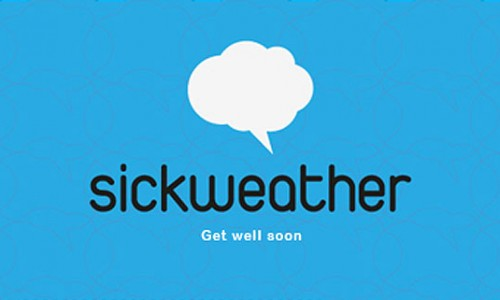 "Sickweather release new ""Waze for sickness"""