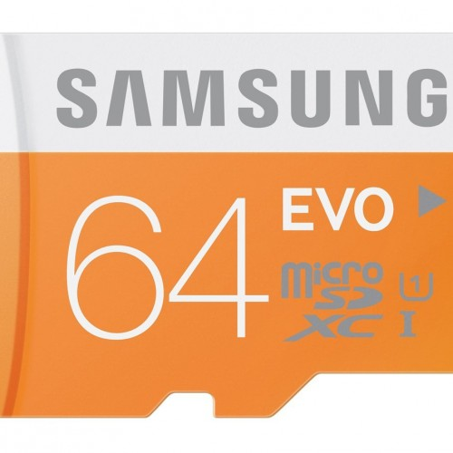 Accessory of the Day: Samsung 64GB MicroSDHC card, $24.49