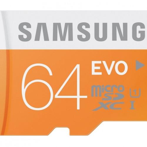 Accessory of the Day: Samsung 64GB MicroSDHC card, $24.49