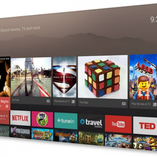 Sony's 2015 plan for Android TV revealed