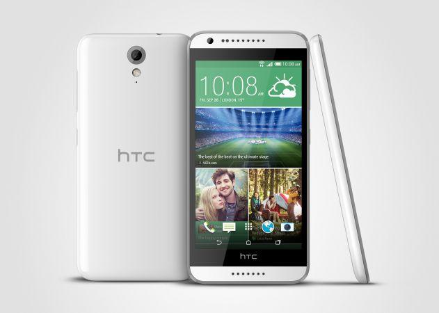 The HTC Desire 620