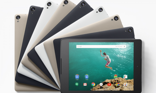 HTC offering HUGE discount on Nexus 9 today only