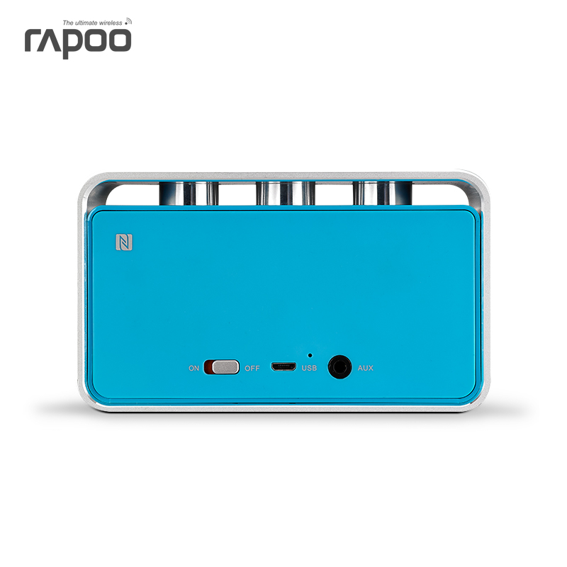 Original-Mini-Rapoo-A600-Bluetooth-Multimedia-NFC-Speakers-Free-Shipping
