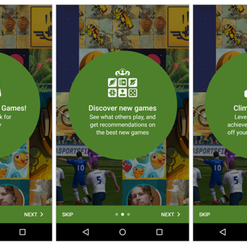 Google Play Games updated to version 2.2 bringing small changes [APK Download]