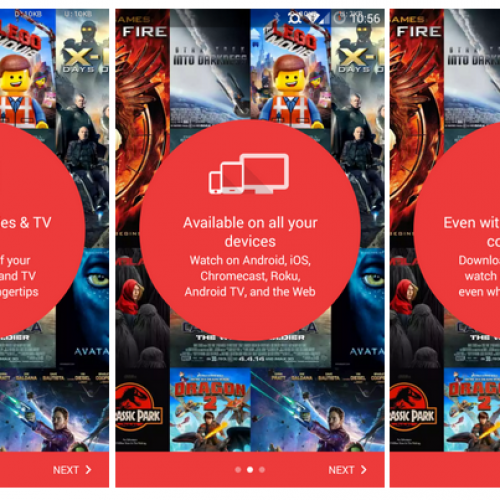 Google Play Movies And TV updated to version 3.6 [APK Download]