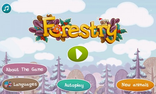 Forestry Animals Review: an awesome game for the kids this holiday
