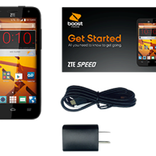 Boost launches ZTE Speed; Data Boost Plans now Permanent