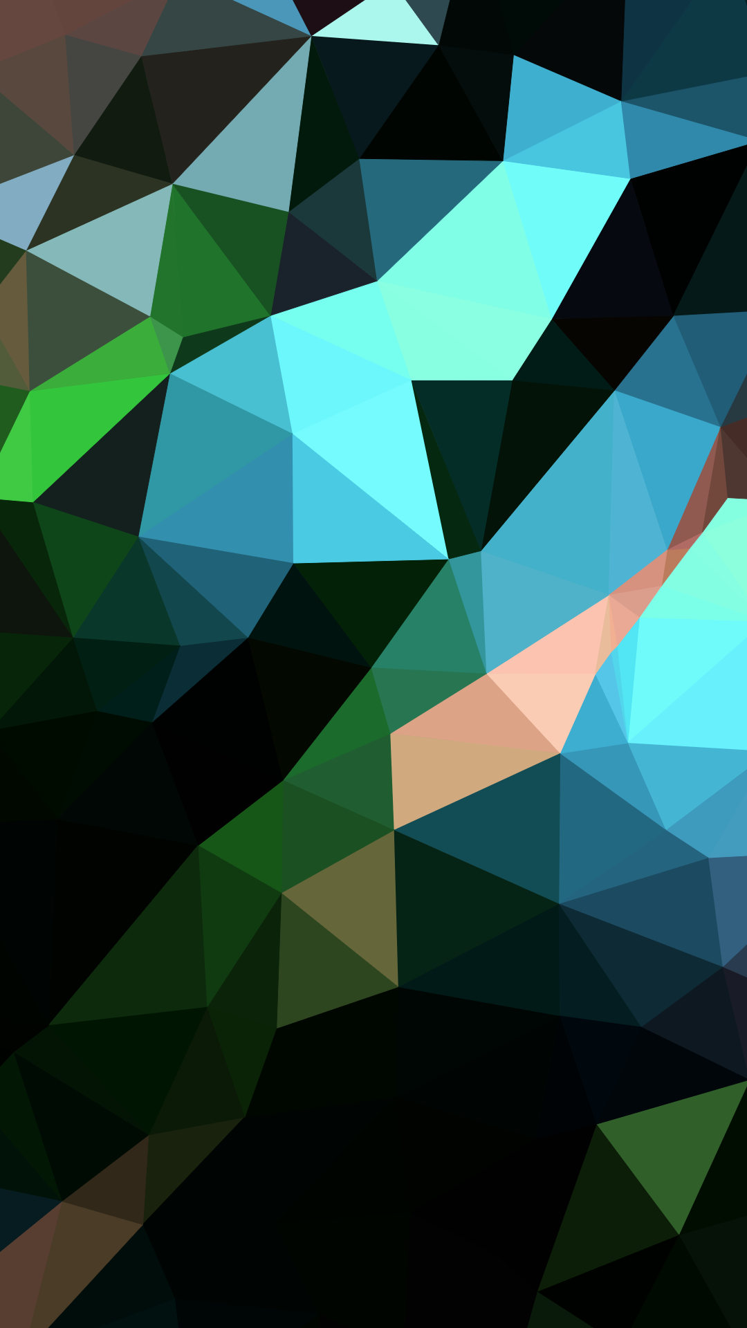The post Download 25 flat polygon wallpapers appeared first on