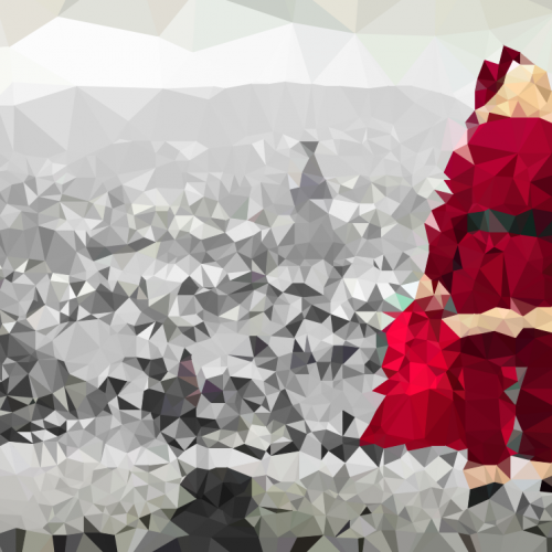 Download 25 flat polygon wallpapers