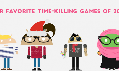 Our favorite time-killing games of 2014