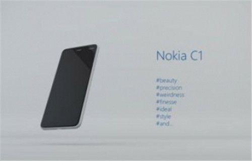 The Nokia C1