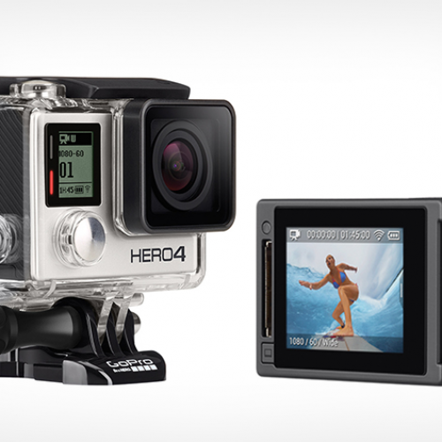 The GoPro HERO4 Black Giveaway
