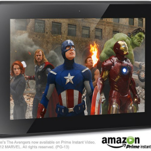 Amazon slices 50% OFF select Kindle Fire HDX 4G LTE tablets (TODAY ONLY)