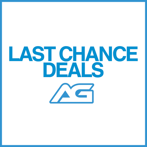 Last chance for these DEALS ending today