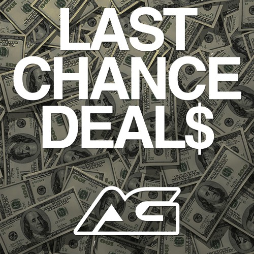 Last chance deals of 2014