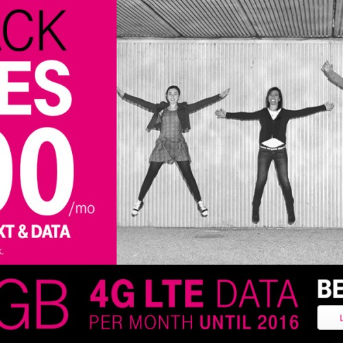 T-Mobile launches truly unlimited family plan