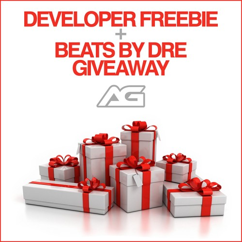 Android Studio freebie + Beats by Dre giveaway