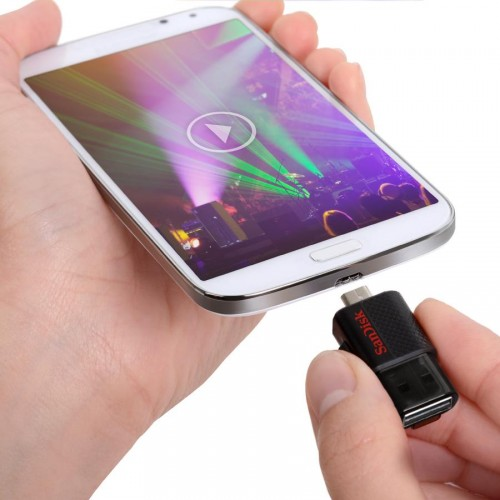 SanDisk unveils USB 3.0 flash drives for Android