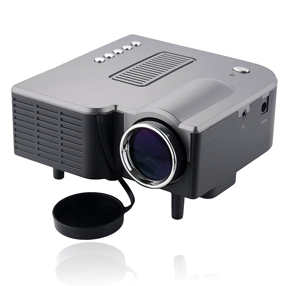 Accessory of the day mini hdmi 60 led projector for Small hdmi projector