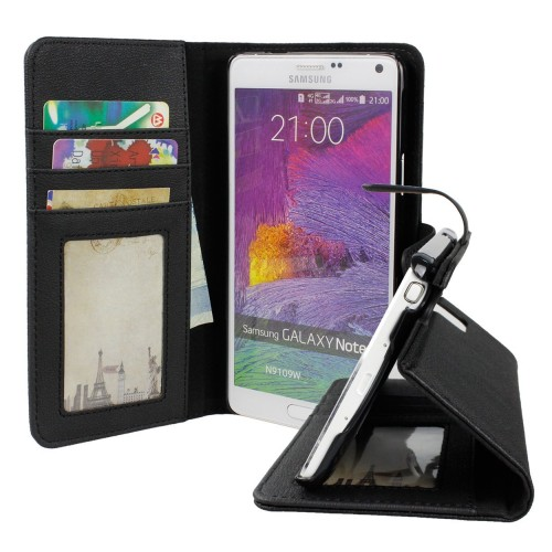 Note 4 wallet flip case, $12.95