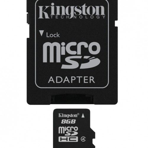 Accessory of the Day: 8GB MicroSD card, $4.99