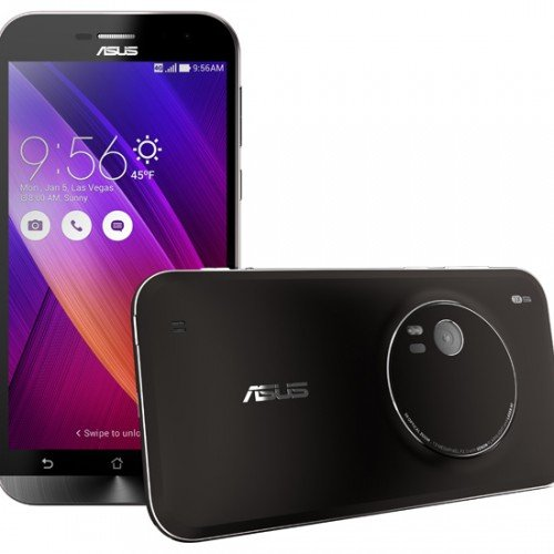 ASUS ZenPhone Zoom announced at CES 2015
