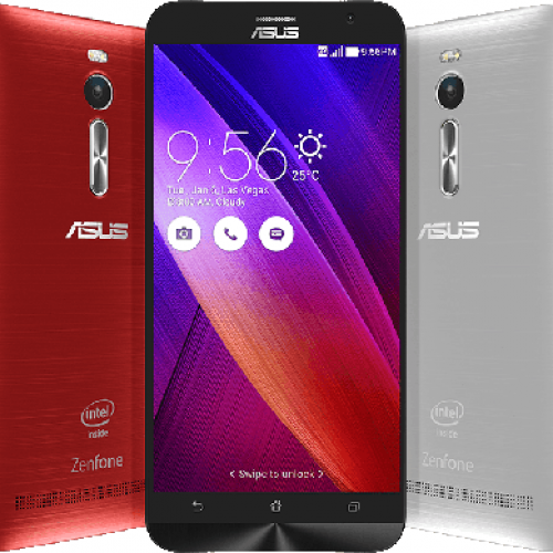 ASUS ZenPhone 2 with 4GB of RAM