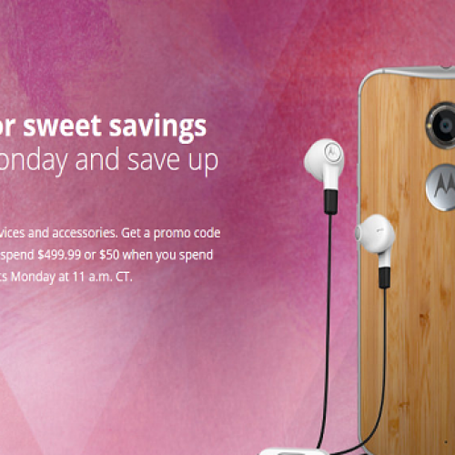 Motorola to offer steep discounts starting February 2nd