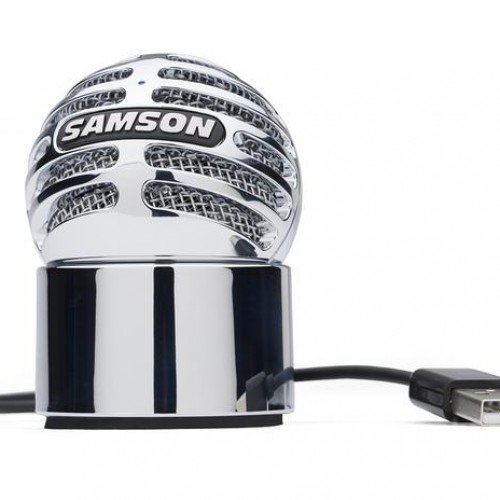 Samson Meteorite review: a classy USB mic