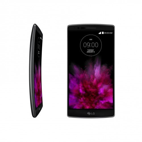 LG unwraps 5.5-inch G Flex 2 at CES