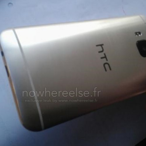 Here's the leaked HTC One M9