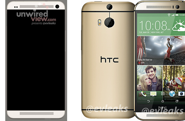 HTC One M9 evleaks