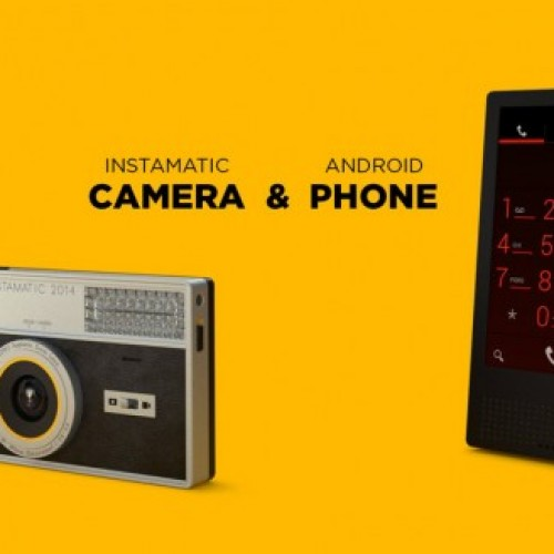 Kodak jumps on the Android bandwagon with their own device